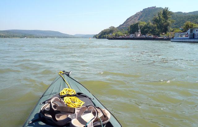 Coaching a Duna legszebb szakaszán?